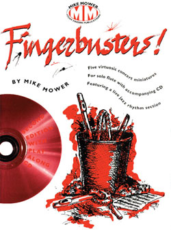 Fingerbusters! (with free CD)